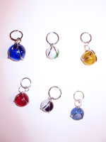 Marble Keychains